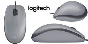 Chollo Ratón Logitech M110 Silent con cable