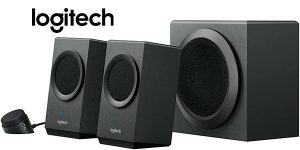 Chollo Altavoces Logitech Z407 con Bluetooth