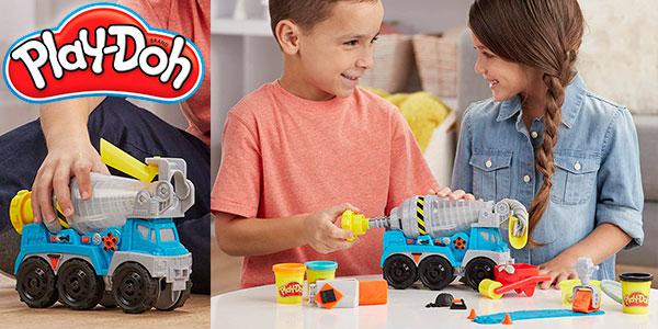 Chollo Camión de cemento Play-Doh