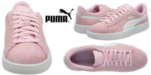 Chollo Zapatillas Puma Smash V2 Suede Jr para niños
