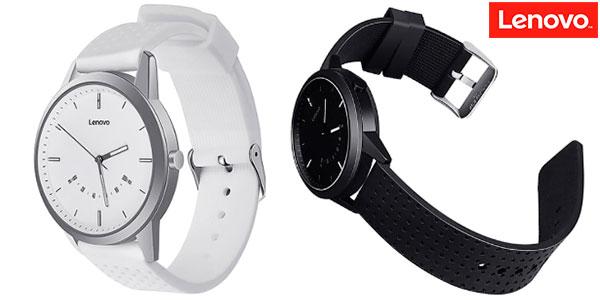 Smartwatch híbrido Lenovo Watch 9 en AlIExpress