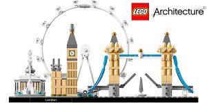 Chollo Set LEGO Londres