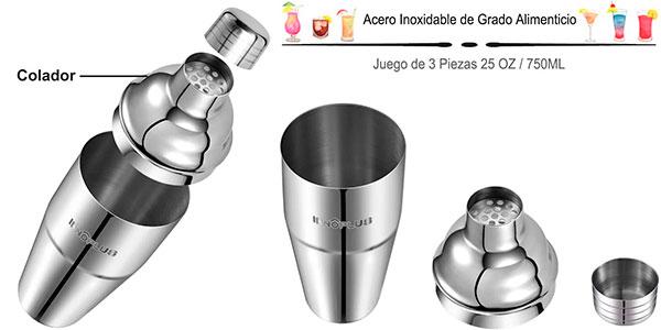Coctelera de acero Innôplus de 750 ml barata
