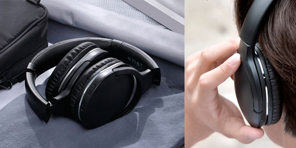 Auriculares Baseus D02 Pro plegables con Bluetooth 5.0 baratos