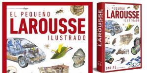 El Pequeño Larousse ilustrado en tapa dura barato en Amazon
