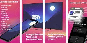 Duplica Pantalla Cast Smart TV app gratis