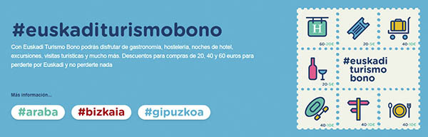 Euskadi Turismo Bono 2021