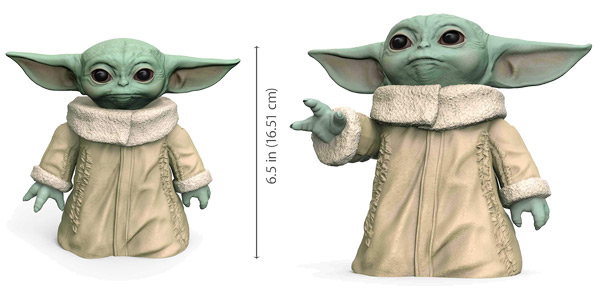 Figura Star Wars The Child de 16,5 cm Hasbro chollo en Amazon