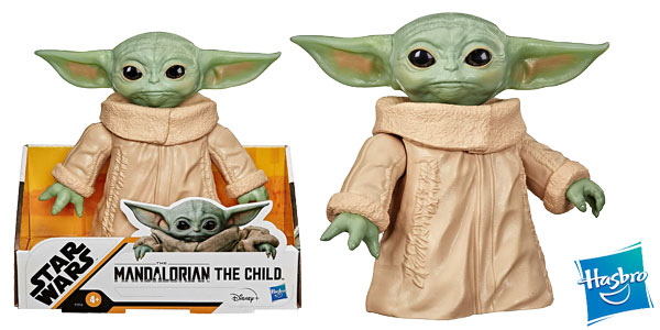 Figura Star Wars The Child de 16,5 cm Hasbro barata en Amazon