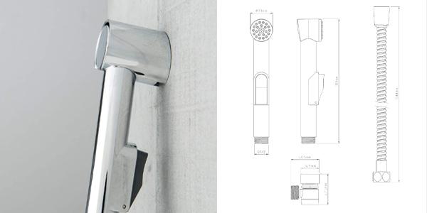 Ducha de lavabo Eisl DX25 chollo en Amazon