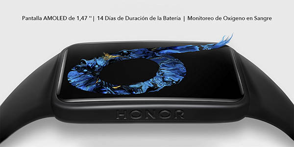Honor Band 6 barata
