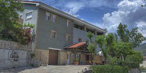 Hotel Casa Custodio Puebla de Roda Aragón