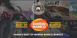"Pack Humble ""Lo mejor de Bandai Namco Bubdle"""