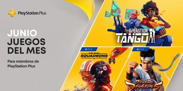 juegos gratis con PS Plus de junio de 2021