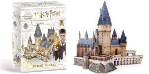 Puzzle 3D Harry Potter Maqueta Gran Salón de Hogwarts de CubicFun barato en Amazon