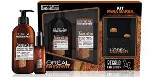 Pack Cuidado de la Barba L'Oreal Paris Men Expert barato en Amazon