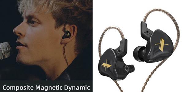 KZ EDX auriculares deportivos baratos