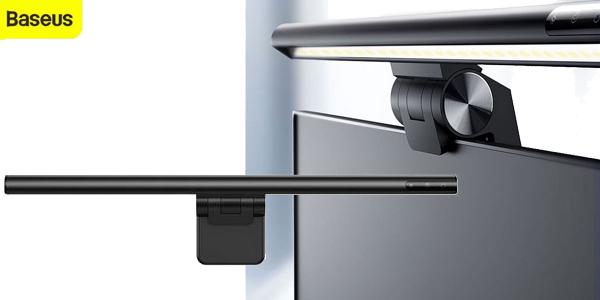 Lámpara LED Baseus de escritorio barata en AliExpress
