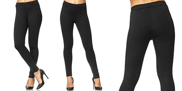 Pantalón elástico Skinny Fit Legging Elara para mujer chollo en Amazon