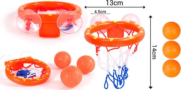 Mini canasta de baloncesto infantil Gxhong para el baño barata