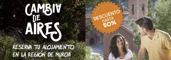 Murcia descuento alojamientos