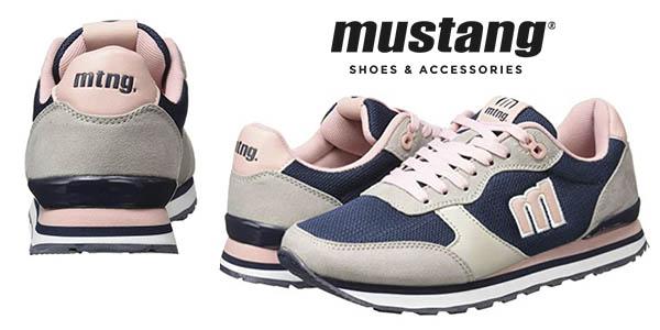 Mustang Dasha zapatillas baratas