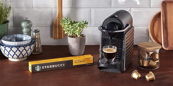 Pack x80 Cápsulas de café Starbucks Blonde Espresso Roast chollo en Amazon
