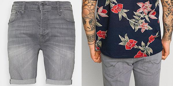 Pantalones cortos Jack & Jones Jjirick para hombre baratos