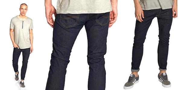 Pantalones vaqueros Lee Luke Medium Stretch para hombre baratos en Amazon