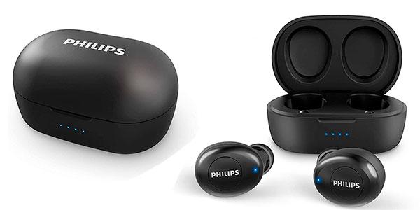 Auriculares WTS Philips TAT2205BK Bluetooth con asistente de voz baratos