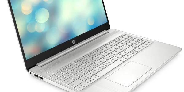 "Portátil HP 15s-eq1105ns de 15.6"" FHD barato"