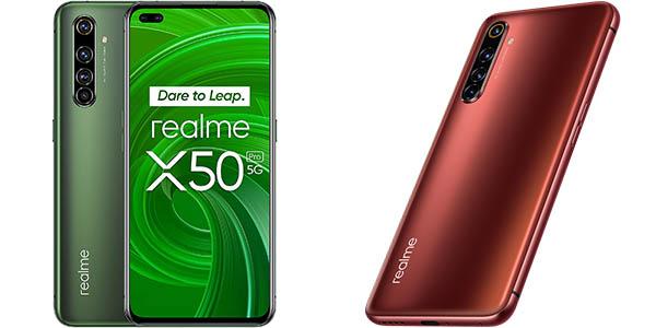 realme X50 Pro 5G en Amazon