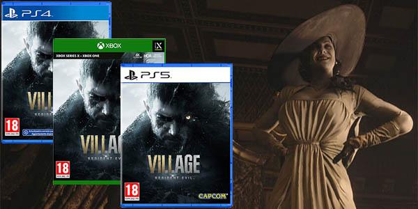 Resident Evil Village para PS4, PS5 y Xbox