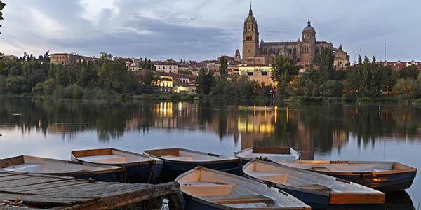Salamanca escapada barata alojamiento céntrico