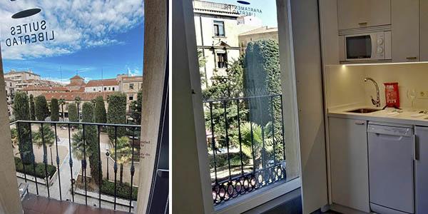 Salamanca Suites Libertad chollo alojamiento