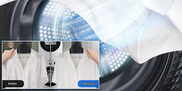 Secadora de condensación Samsung DV90T6240HE/S3 con bomba de calor oferta en El Corte Inglés