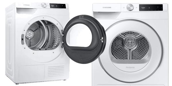 Secadora de condensación Samsung DV90T6240HE/S3 con bomba de calor barata en El Corte Inglés