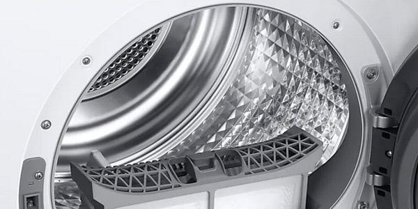 Secadora de condensación Samsung DV90T6240HE/S3 con bomba de calor en El Corte Inglés