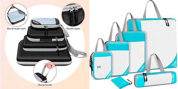 Set organizador de equipaje Newdora de 6 piezas barato