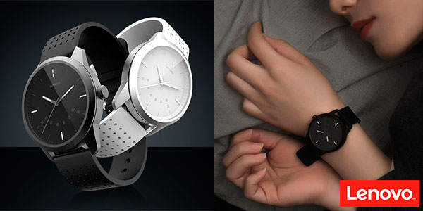 Smartwatch híbrido Lenovo Watch 9