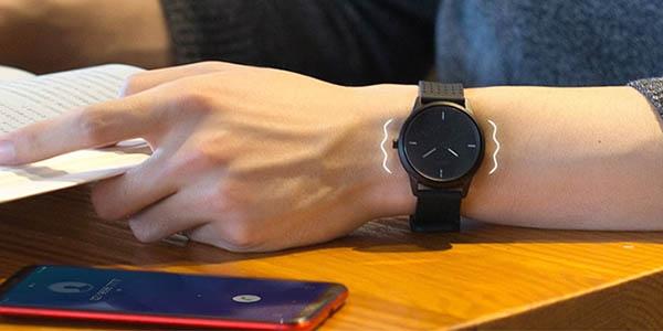 Smartwatch híbrido Lenovo Watch 9 barato