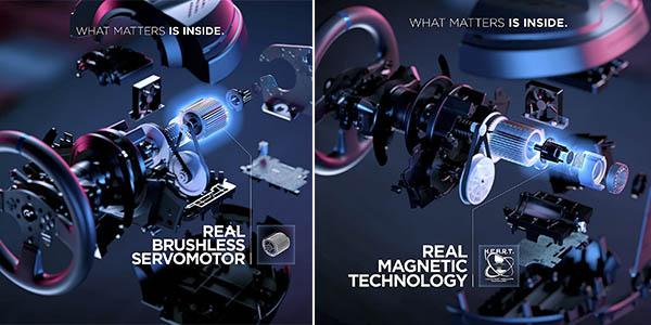 Thrustmaster T300RS GT volante pedales simulador juegos barato