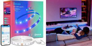 Tira LED Govee RGB de 10 metros
