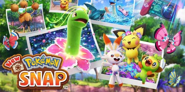 Videojuego Pokémon Snap para Nintendo Switch chollo en Amazon