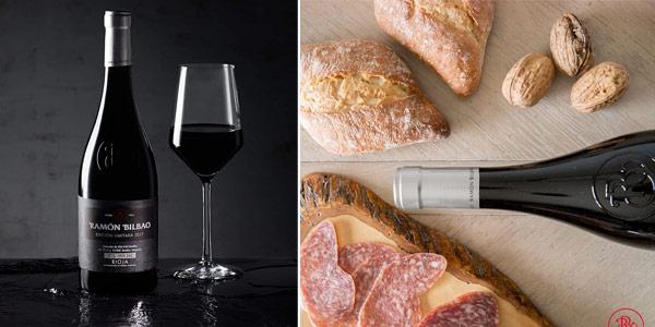 Vino tinto Ramón Bilbao Vino Edición Limitada D.O.Ca Rioja de 750 ml chollo en Amazon