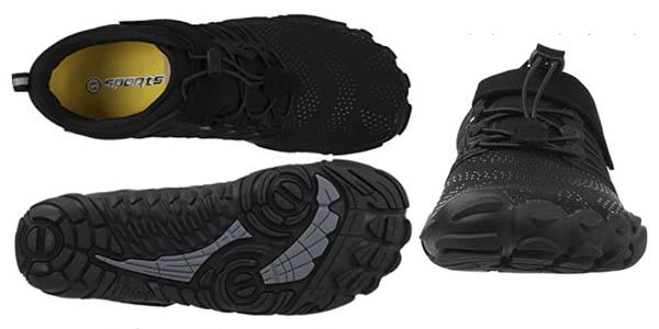 Whitin zapatillas barefoot minimalistas chollo