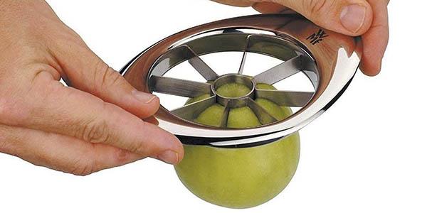 WMF Gourmet cortador manzanas acero inoxidable pulido oferta