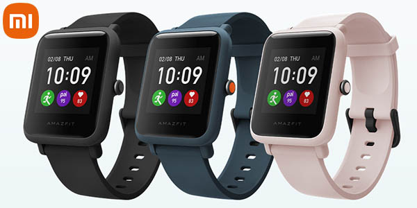 Reloj deportivo Xiaomi Amazfit Bip S Lite barato