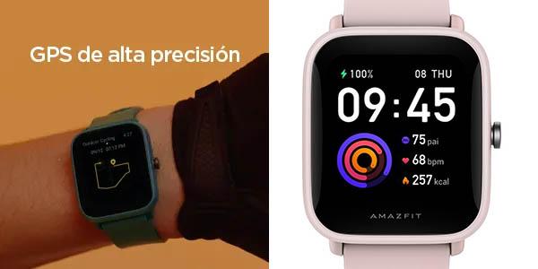 Reloj Xiaomi Amazfit Bip U Pro con GPS