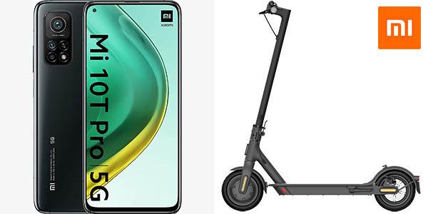 Xiaomi Mi 10T Pro + Patinete Mi Electric Scooter 1S